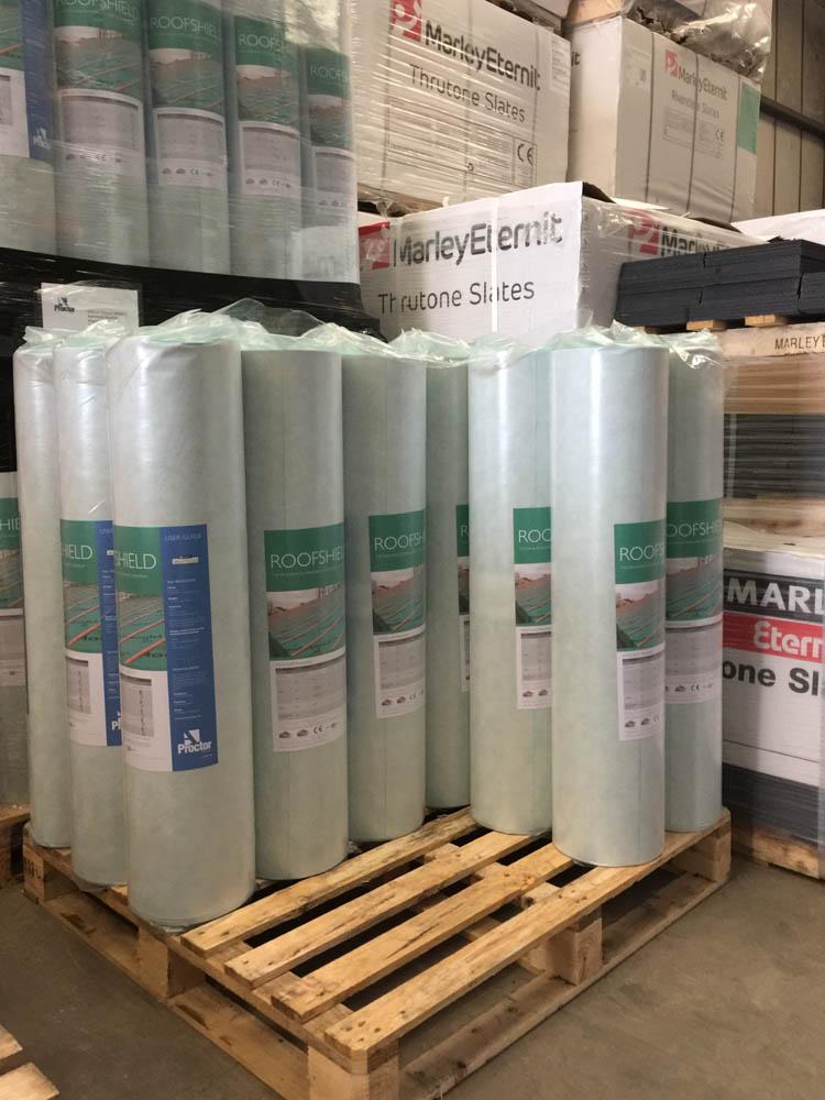 Roofing Supplies Bath | Ashmead Roofing Supplies Ltd
